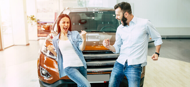 5 mistakes of borrowing to buy a car!